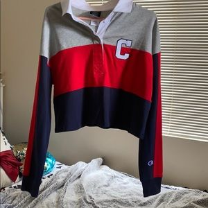 Champion Long Sleeve Polo